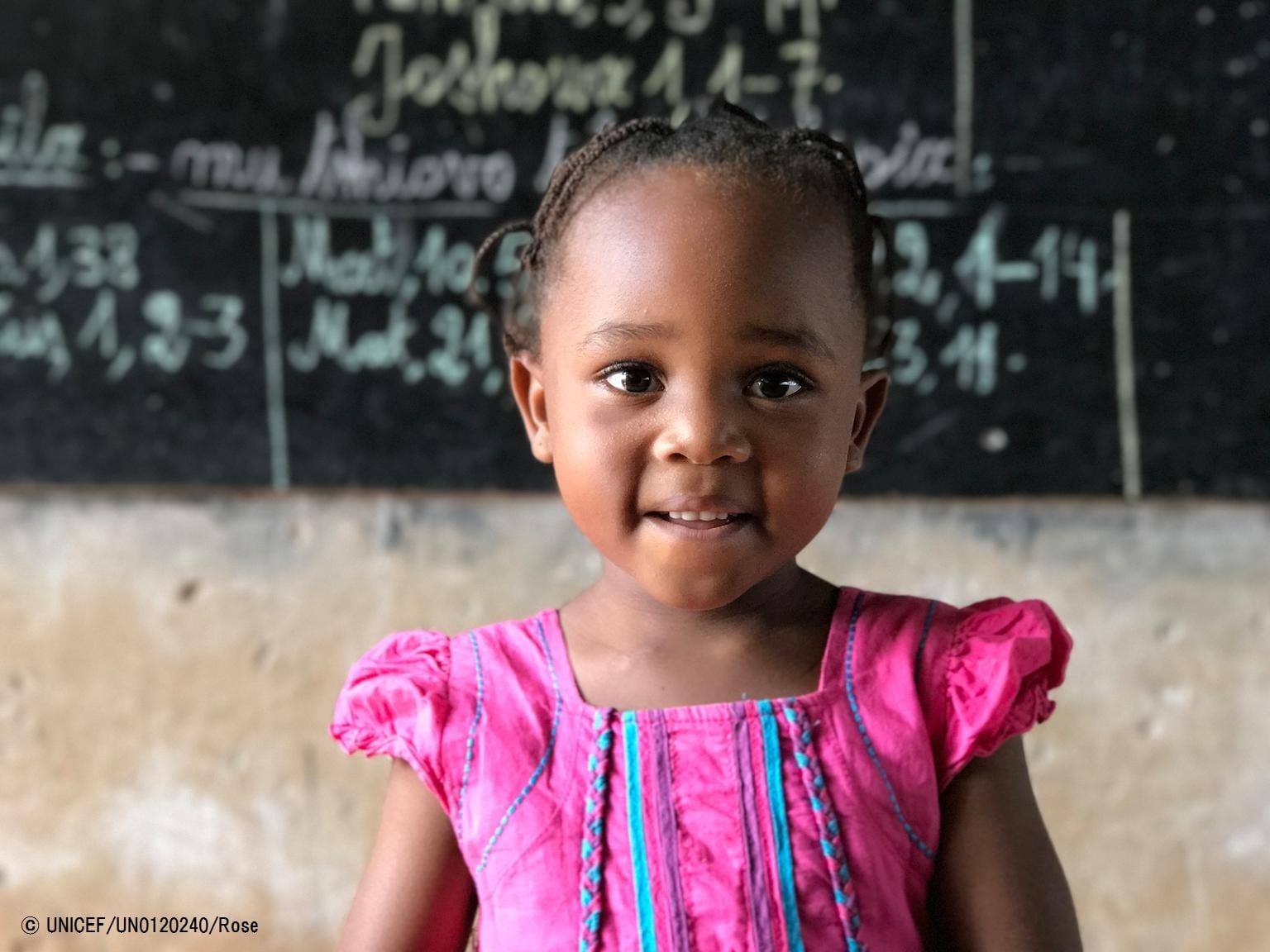 コンゴ民主共和国・カサイ地域紛争の影響で学校に通えない子ども85万人15万人を学校に戻す取り組み開始ユニセフ、「学校に戻ろう」キャンペーン開始