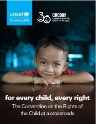 報告書『岐路に立つ子どもの権利条約(原題:The Convention on the Rights of the Child at a Crossroads)』