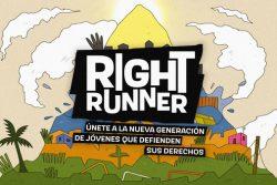ゲームアプリ「Right Runner(ライツランナー)」