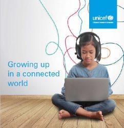報告書『つながる世界で成長する私たち』(原題:Growing up in a connected world)