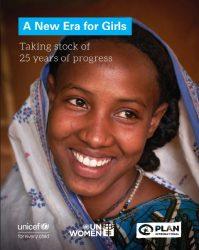 報告書「女の子のための新時代:25年の進歩をたどる」(原題:A New Era for Girls: Taking stock on 25 years of progress)
