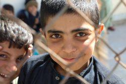 アフガニスタンの子どもたち。 (2020年3月3日撮影)