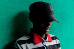 Jijiga woreda の裁判所に拘留される18歳の男の子。(エチオピア、2017年6月撮影)