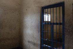マーティンくん(仮名)が投獄されている収容所。(2020年4月1日撮影)