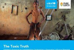 報告書『有毒な真実:子どもたちが鉛汚染にさらされることで将来世代が弱体化する』(原題:The Toxic Truth: Children's exposure to lead pollution undermines a generation of potential)