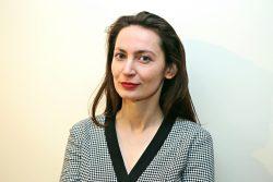 『レポートカード16』執筆者の一人である、アナ・グロマダ(イノチェンティ研究所)