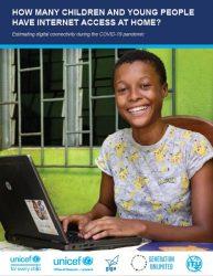 報告書『家庭でインターネットに接続している子ども・若者の数は?』(原題:How Many Children and Young People Have Internet Access at Home?)