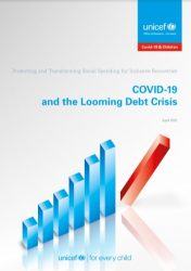 報告書「新型コロナウイルスと迫りくる債務危機(原題:COVID-19 and the Looming Debt Crisis)」