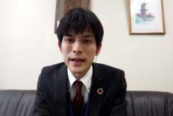 外務省 国際協力局地球規模課題総括課 主査 堀江 良城 氏