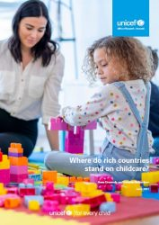 報告書『先進国の子育て支援の現状(原題:Where Do Rich Countries Stand on Childcare?)』
