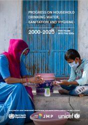 報告書『家庭の水と衛生の前進2000-2020(原題:Progress on household drinking water and sanitation and hygiene 2000 – 2020)』