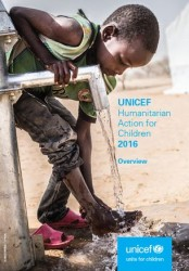 『子どもたちのための人道支援報告書(Humanitarian Action for Children-HAC) 2016年』