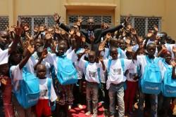「子どもフォーラム」に参加した子どもたち。