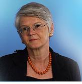 Eva Mennel (エバ・メンネル)UNICEF本部 人事局長