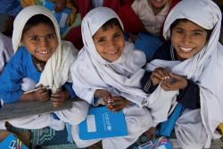 パキスタンの子どもたち