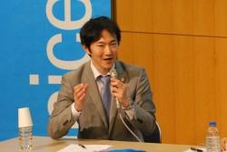 シリーズを通してパネルディスカッションの司会を務めた高橋大祐弁護士