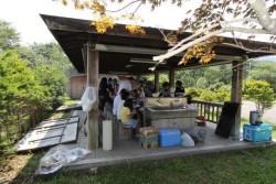 日本ユニセフ協会が支援した里親子レスパイトキャンプ(2014年7月 岩手県遠野市)