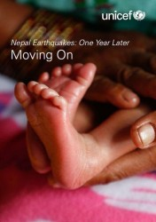 報告書『Nepal Earthquake : One Year Later – Moving On』