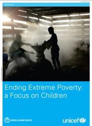 「極度の貧困を撲滅する:子ども中心に (Ending Extreme Poverty: A Focus on Children)」