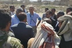 イエメンでのコレラ流行を早期に食い止めるべく、パートナー団体と支援を開始したユニセフ・イエメン(イエメン・サヌア州 2016年10月撮影)