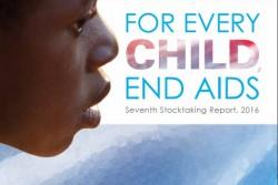 「すべての子どものために、エイズ撲滅を(For Every Child, End AIDS)」