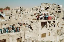 シリアの歌「心の鼓動」より(2017年2月14日撮影)