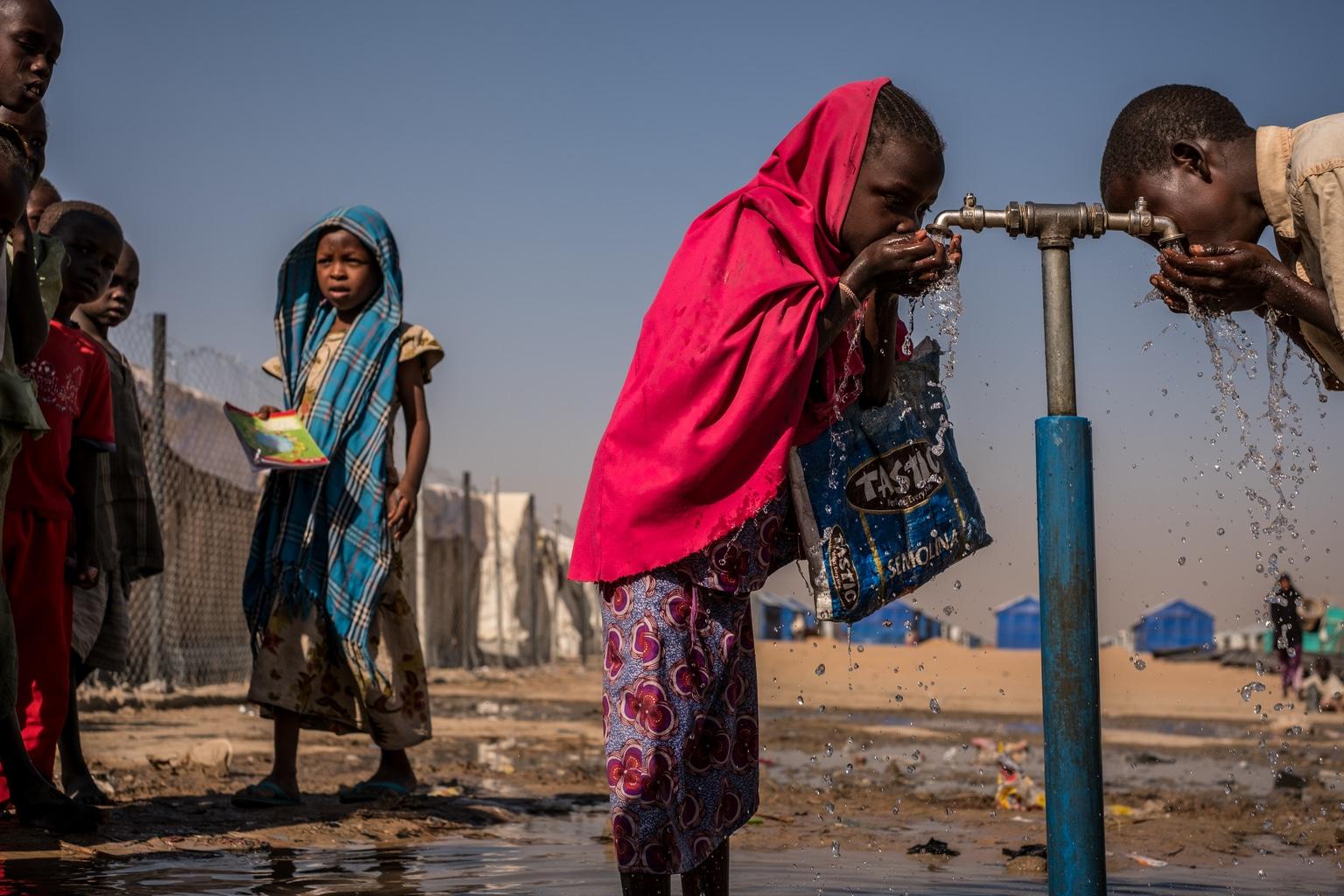 3月22日は『世界水の日』 2040年、子ども6億人が水不足に ユニセフ、報告書発表