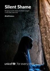 『恥辱を隠して:チャド湖畔危機に捕らわれた子どもたちの声を届ける(Silent Shame: Bringing out the voices of children caught in the Lake Chad crisis)』