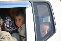 武力勢力の支配地域から逃げてきた子どもたち(2016年11月撮影)※本文との直接の関係はありません。