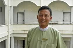 カンボジアを視察訪問した4人のミャンマー政府高官のひとり