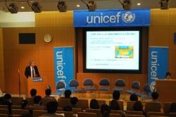 日本ユニセフ協会 子どもにやさしいまち担当 三上健