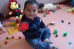 グアテマラの子ども