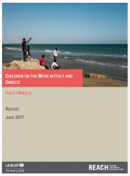 『CHILDREN ON THE MOVE IN ITALY AND GREECE』