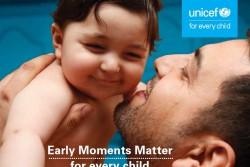 """「すべての子どもにとって""""はじめ""""が肝心(原題:Early Moments Matter for Every Child)」"""