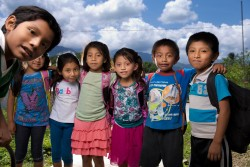 B-Roll of children in Chiapas, Mexico.  Pictures of children in Chiapas.