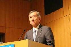 南博(みなみひろし)前日本政府国連代表部大使。
