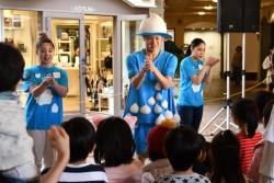 森山開次さんが、ダンスで楽しく手洗い指導