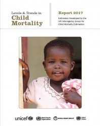 『Levels and Trends in Child Mortality 2017(2017年度版 子どもの死亡における地域(開発レベル)別の傾向)』