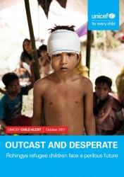 「拒絶と絶望:ロヒンギャ難民の子どもたちが直面する危うい未来(Outcast and Desperate: Rohingya refugee children face a perilous future)」