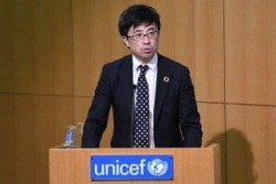 外務省国際協力局の鷲見学国際保健政策室長