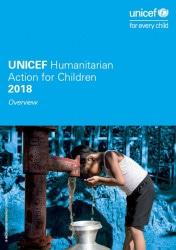 『子どもたちのための人道支援報告書(Humanitarian Action for Children – HAC) 2018』