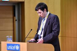 在京スウェーデン大使館のスベン・オストベリ参事官
