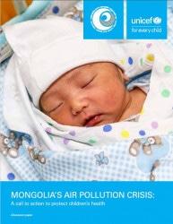 『モンゴルの大気汚染危機:子どもたちの健康を守る行動求める(原題:Mongolia's air pollution crisis: A call to action to protect children's health)』