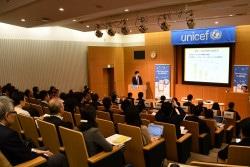 2018年2月6日にユニセフハウスで開催した「Safer Internet Day 2018」。
