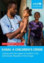 『カサイ地域:子どもたちの危機(原題:Kasai: A children's crisis)』