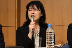 警察庁の篠崎ほし江 生活安全局少年課課長補佐