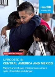 「ふるさとを追われて:中米・メキシコ(原題:Uprooted in Central America and Mexico)」