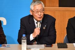 片山健也氏(北海道ニセコ町長)