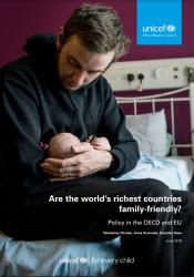 『先進国における家族にやさしい政策(原題:Are the world's richest countries family-friendly? Policy in the OECD and EU)』