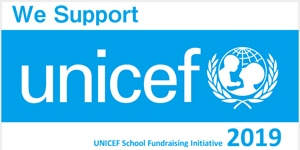 We Support UNICEF賞'/